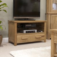 Read more about Rohan oak tv cabinet