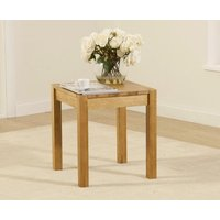 Read more about Oxford oak side table