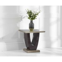 Read more about Raphael brown marble side table