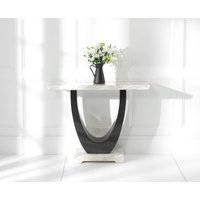 Read more about Raphael cream marble console table