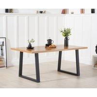 Urban 180cm Ash and Veneer Dining Table