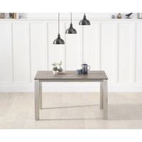 Read more about Antonella 130cm brown italian ceramic dining table