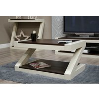 Read more about Infinity painted wenge top coffee table
