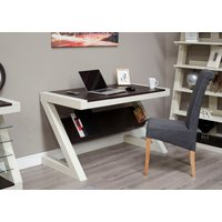 Read more about Infinity painted wenge top desk