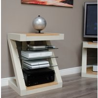 Read more about Infinity painted natural top hifi unit