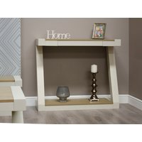 Read more about Infinity painted smoke top hall table