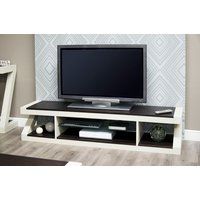 Read more about Infinity painted wenge top large tv cabinet