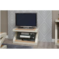 Read more about Infinity painted natural top tv cabinet