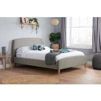 Washington Grey Small Double Bed