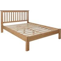 Noah Rustic oak Single Bed