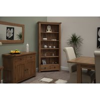 Read more about Bramley oak bookcase