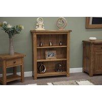 Read more about Bramley oak small bookcase