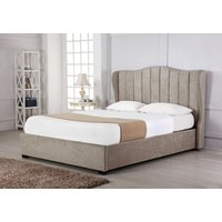 Read more about Sherwood stone fabric ottoman bed
