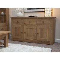 Read more about Messina 160cm oak sideboard