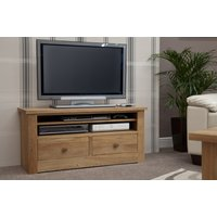 Read more about Messina 110cm oak tv unit