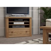 Read more about Messina oak tv cabinet
