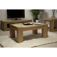 Read more about Milan oak 3x2 coffee table