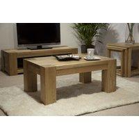 Read more about Milan oak 3x2 coffee table