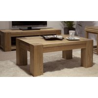 Read more about Milan 120cm oak 4x2 coffee table