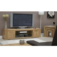 Read more about Milan 180cm oak tv unit
