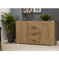 Read more about Milan 140cm oak sideboard