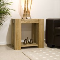 Read more about Milan oak side table