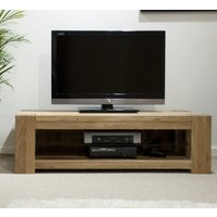 Read more about Milan 120cm oak tv unit