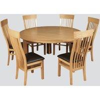 Veneto 150cm round dining table