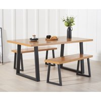 Urban 180cm Dining Table and Benches