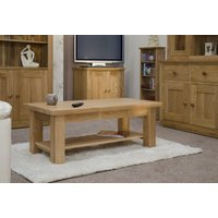 Read more about Messina 90cm oak coffee table