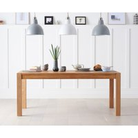 Read more about Verona 180cm oak dining table