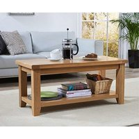 Read more about Ex-display yateley oak coffee table