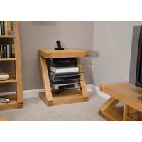Read more about Infinity solid oak hifi unit