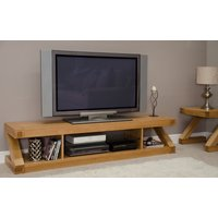 Read more about Infinity 180cm solid oak tv unit