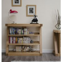 Read more about Infinity oak designer small bookcase