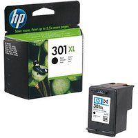 HP 301XL Black Original High Capacity Ink Cartridge (CH563EE)