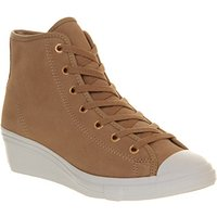 Converse All Star Hi-ness Sand Shearling