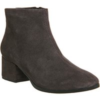 Vagabond Daisy Ankle Boot DARK GREY SUEDE