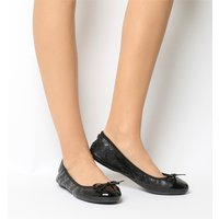 Butterfly Twists Quilted Olivia 2 BLACK