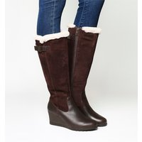 UGG Mischa Knee Boot STOUT LEATHER