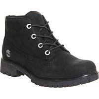 Timberland Slim Nellie Chukka Boots BLACK NUBUCK