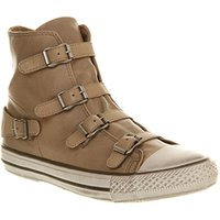 Ash Virgin High Top Clay Leather
