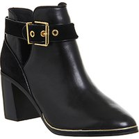 Ted Baker Nissie Boot BLACK LEATHER