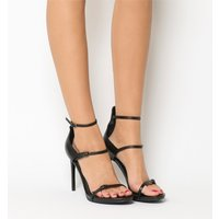shop for Kendall - Kylie Audra Strappy Heel BLACK at Shopo