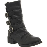 Blowfish Malibu Korey Boot Exclusive BLACK TEXAS