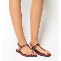 shop for Havaianas You Riveria Sandal AUBERGINE at Shopo