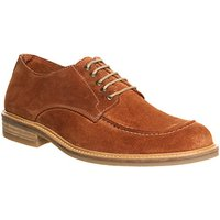 Ask the Missus Shaq Apron Lace RUST SUEDE
