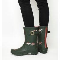 shop for Joules Molly Welly OLIVE HORSE at Shopo