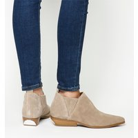 shop for Kendall - Kylie Violet Ankle Boot TAN SUEDE at Shopo