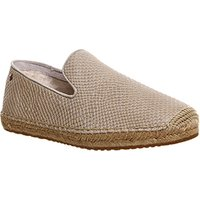 UGG Sandrinne Espadrille ANTIQUE WHITE SNAKE LEATHER,Schwarz,Weiß